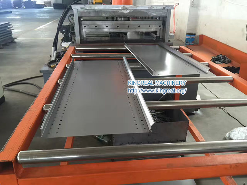 supermarket storage shelving panel roll forming machine